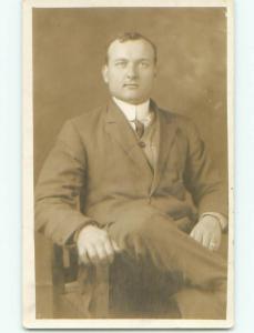c1910 rppc THICK HIGH COLLAR Boston WORCESTER Fall River Massachusetts MA o1435