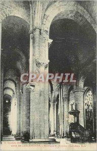 Postcard Old Cite Carcassonne Basilica St Nazaireles Two Warehouses
