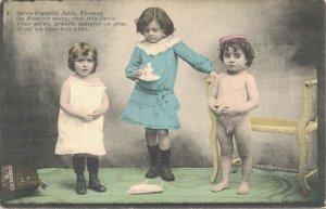 Ou On l'appelle Jules Thomas Kids Vintage Postcard 06.51