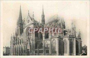 Modern Postcard Nancy the church st epvre