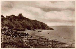 Ghana Gold Coast Abaadsi Castle Postcard