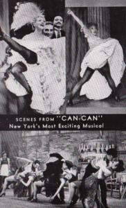 Scenes From Can-Can New York City's Most Exciting Musical Schubert Theatre We...
