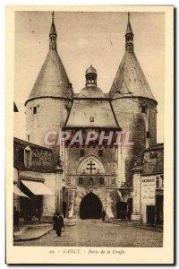 Old Postcard Nancy Porte De La Craffe