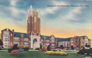 Oklahoma City University, OKLAHOMA CITY, Oklahoma, 1930-1940s