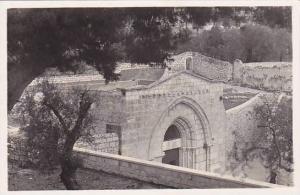 RP, Virgin Mary Tomb, Jerusalem, 1920-1940s