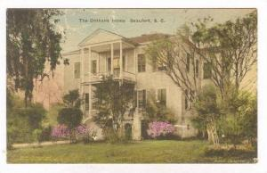 The Onthank Home, Beaufort , South Carolina, 00-10s