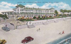 Florida Daytona Seaside Inn Boardwalk and Beach