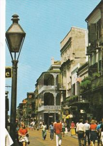 Louisiana New Orleans Royal Street