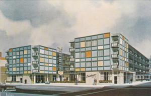 MEMPHIS, Tennessee, 1940-1960's; Downtowner Motor Inn