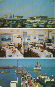 New Jersey Atlantic City Captain Starn's Restaurant & Boating Center At The I...