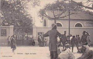 Senegal Dakar Depot des Isoles