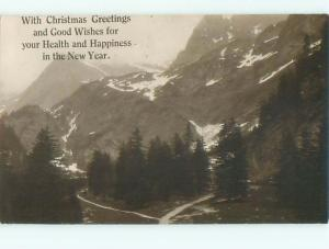 Old rppc NATURE SCENE Great Postcard AB0497