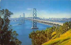 San Francisco - Oakland Bay Bridge San Francisco CA