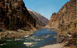 ID - Salmon River.