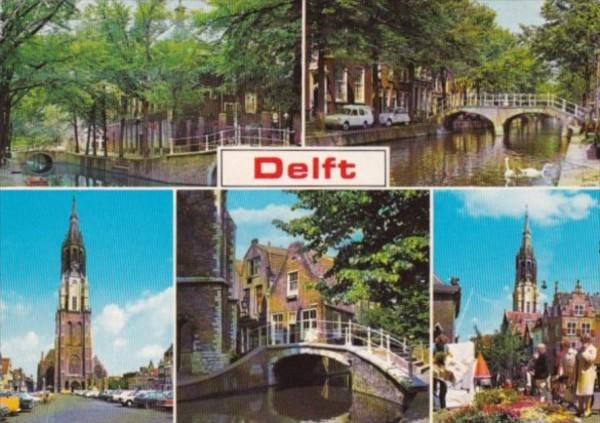 Netherlands Delft Multi View