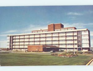 Unused Pre-1980 HOSPITAL SCENE Medicine Hat Alberta AB d5362