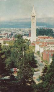 California University Of California Campanile 1951