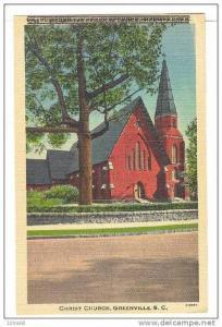 Christ Church,Greenville, South Carolina,30-40s