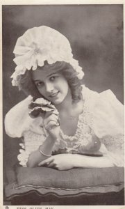 Miss Olive May , 1908: TUCK Celebrities of the Stage Series 5758