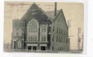 Presbyterian Church, Gary, Indiana. PU