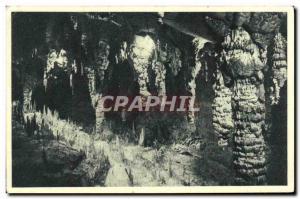 Postcard Old Postojna Velika gora