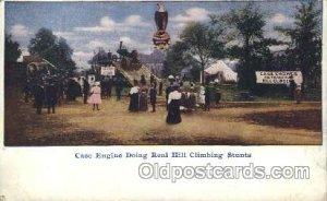 Hill Climbing Stunts Farming, Farm, Farmer  1908