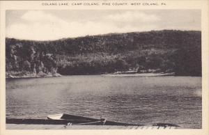 Colang Lake Camp Colang Pike County West Colang Pennsylvania Artvue