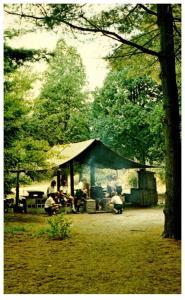 Rhode Island  West kingston , Camp Hoffman , Girl Scouts