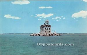 Old Light House Long Island NY Unused
