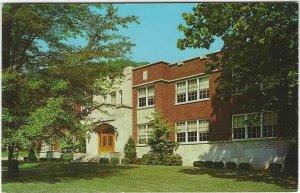 VTG postcard, Baird Music Building, Morehead state College, Kentucky