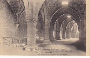 Belgium Gent Le Chateau des Comtes de Flandre