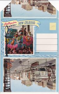 Folder, NEW ORLEANS, Louisiana, 50-60s