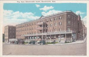 The New Sherbrooke Hotel, SHERBROOKE, Quebec, Canada, 1900-1910s