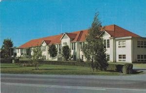 Exterior,  Olds Municipal Hospital,  Olds,  Alberta,  Canada,  40-60s