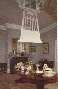 Mississippi Natchez Dining Room Linden Built Before 1790