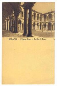 Palazzo Brera, Cortile d'Onore, Milano (Lombardy), Italy, 1900-1910s