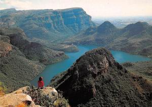 South Africa Eastern Transvaal Blyderivierspoort Dam