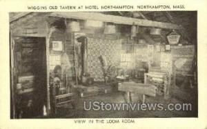 Wiggins Old Tavern Northampton MA 1938
