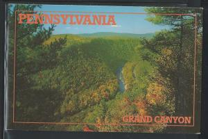 The Grand Canyon of Pennsylvania