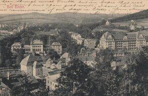 BAD ELSTER, Saxony, Germany, 1912