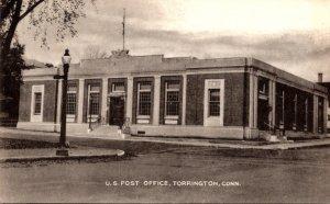 Connecticut Torrington Post Office 1952