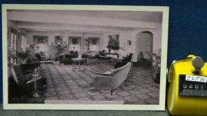 STD Vintage Main Reception Room Carolina Crest Fireproof Hotel Atlantic City NJ