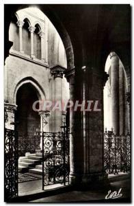 Postcard Moderne Saint Germain From Dourdan View choir