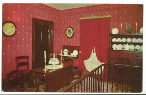 Dining Room, Abraham Lincoln's Home, Springfield, Illinois