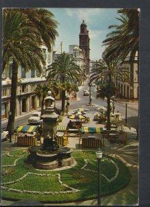 Spain Postcard - Las Palmas De Gran Canaria - Cairasco Square  T6908