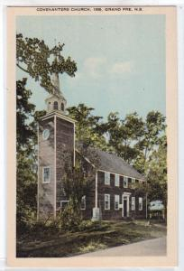 Covenanters Church, Grand Pre NS