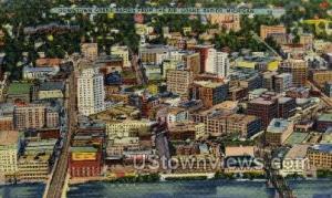 Downtown Grand Rapids MI 1947