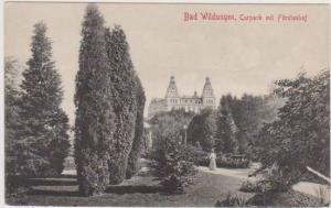 Curpack mit Furstenhof, Bad Wildungen, Hesse, Germany 1900-10s