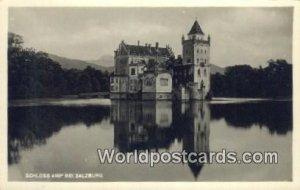 Schloss Anif Salzburg Austria Unused