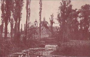 Partial Scene, Mexico City, Mexico, 1937